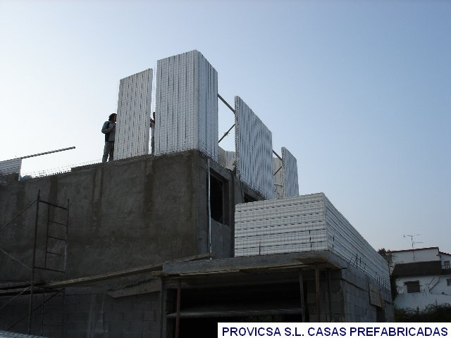 Casas y modulos con sistemas modulares prefabricados - Casa de modulos prefabricados ...